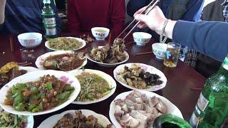 Деревенский Китайский Новый Год - Жизнь в Китае #72