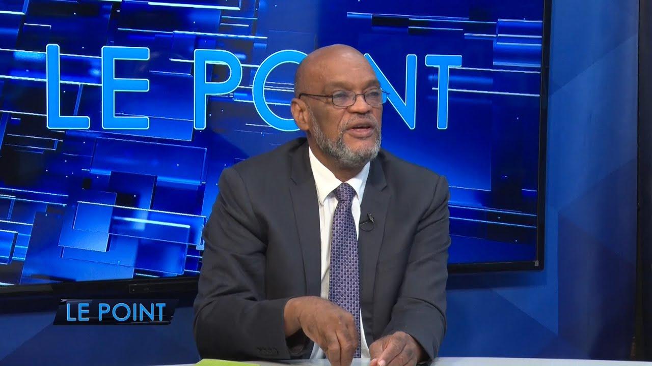 Download LE POINT 21/07/21 : Le Premier Ministre Ariel Henry