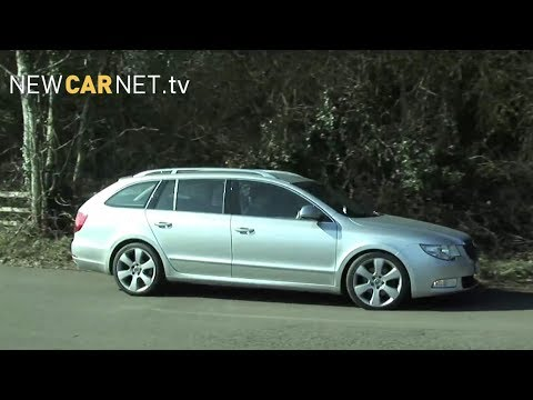 Skoda Superb Estate : Car Review
