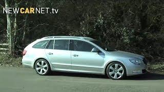 Skoda Superb Estate : Car Review