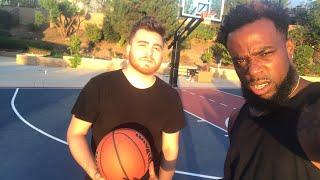 $2000 Dollar 1vs1 Basketball Game! Charity Live