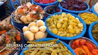 Street Market in Beşiktaş & Bakırköy, Istanbul
