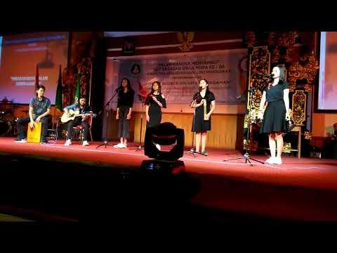 Musikalisasi Puisi Senja di Pelabuhan Kecil karya Chairil Anwar