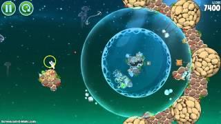 Angry Birds Space Pig Dipper Walkthrough 6-29 to 6-30 (Final Boss) 3 Stars