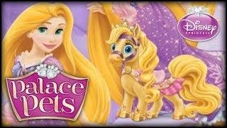 Disney Princess Palace Pets BLONDIE, RAPUNZEL