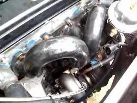 daewoo nubira 2.2 turbo - YouTube