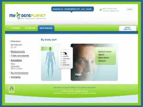 Genetic Testing for Diseases, Medications, Traits, Talents and Ancestry