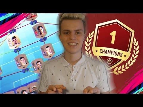 Играю бронзой в WEEKEND LEAGUE/Эксперименты в FIFA 19