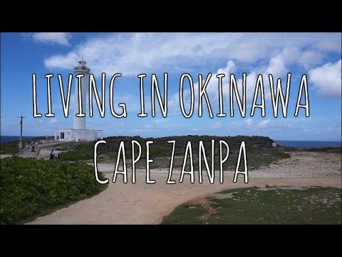 Cape Zanpa | Living in Okinawa