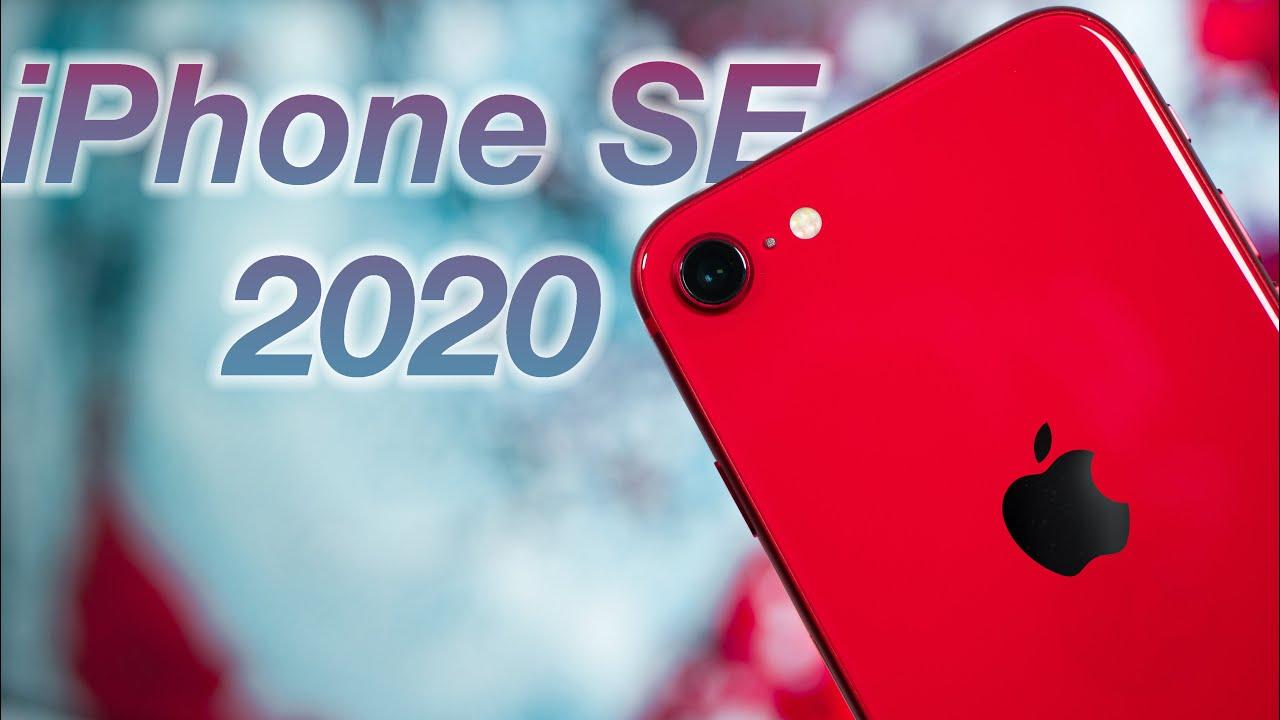 iPhone SE 2020 : DÉBALLAGE ET AVIS - YouTube
