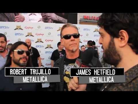 Revolver Golden Gods 2013: Metal Injection's Black Carpet Report