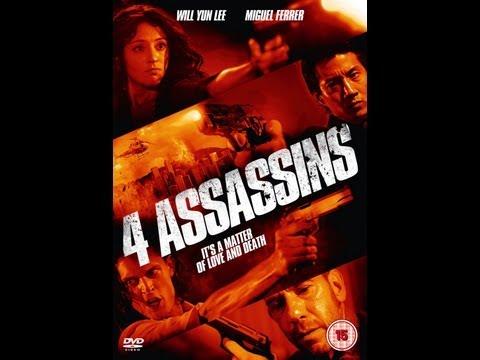 4 Assassins Official Trailer (2012)