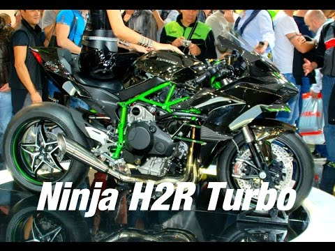 kawasaki ninja h2r turbo youtube. Black Bedroom Furniture Sets. Home Design Ideas