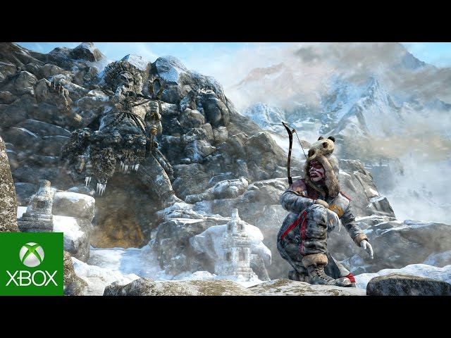 Far Cry 4 Valley of the Yetis Trailer
