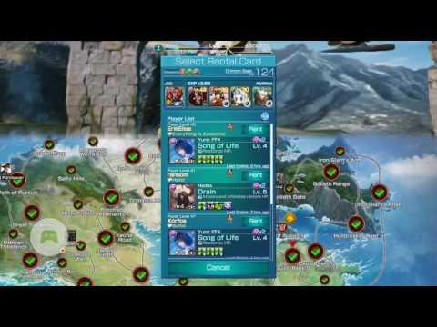 MOBIUS FINAL FANTASY - hunter island final battle, red mage, pictlogica, ff0
