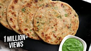 Mix Veg Paratha | Vegetable Stuffed Paratha | Ruchi's Kitchen