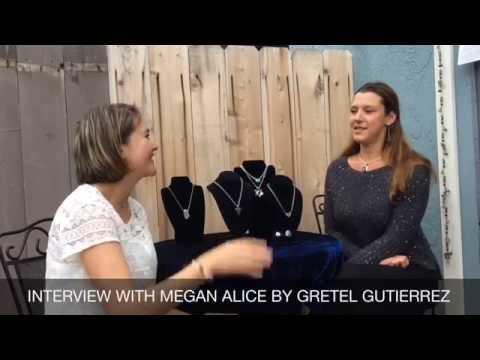Interview with Megan Alice Jewelry Designer