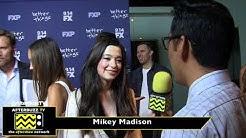 Mikey Madison  I  Better Things Season 2 Premiere  I  2017