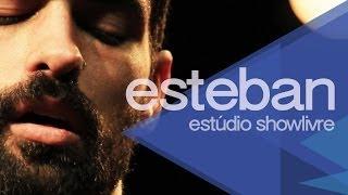 """""""Segunda feira"""" - Esteban no Estúdio Showlivre 2014"""