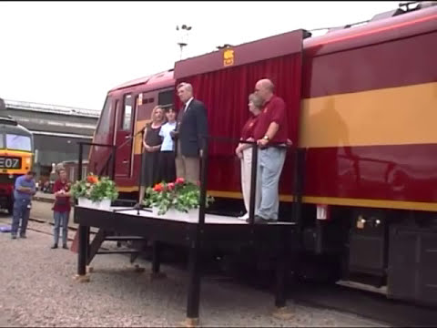 Old Oak Common Open Day. 15 years ago !