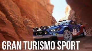 Gran Turismo Sport - начало игры Gameplay PS4 Pro