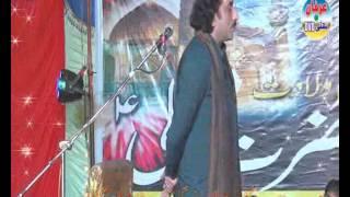 Aqeel Mohsin Naqvi 13 Rajab 2016 par khas majlis jashan Nawaan kot Layyah