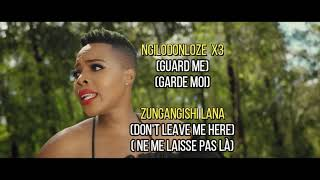 Gambar cover Master KG ft Nomcebo - Jerusalema ( Lyrics + Translation French & English)_Paroles de chansons