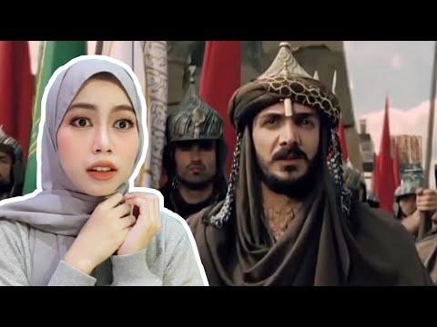 Indonesian Reaction Fetih 1453 | Konstantiniyye'nin Fethi - Şahi Top