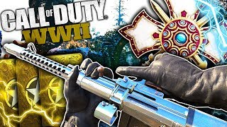 #DooMRC PLAYING WITH SUBS, UNLOCKING HEROIC WEAPONS, + MORE IN COD WW2! (CHROME CAMO LIVE WW2)