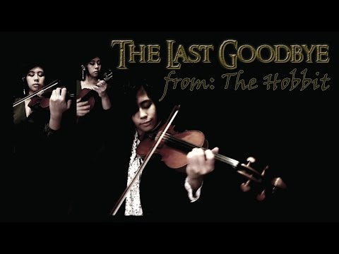 The Last Goodbye (violin) ~ The Hobbit: The Battle of the Five Armies