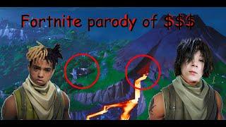Fortnite parodie de $$$ (obtenir de l'argent yah yah)