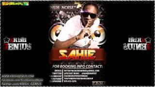 Sahie - Same Mouth [Real Reggae Riddim] Jan 2012