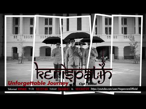 Kerispatih - Unforgettable Journey (Official Audio Video)