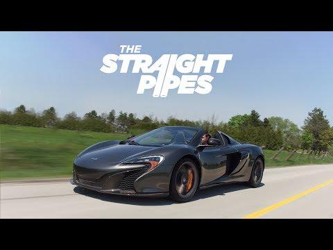 McLaren 650S Spider Review