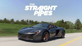 McLaren 650S Spider Review