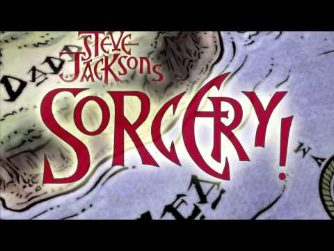 Steve Jackson's Sorcery! for Android