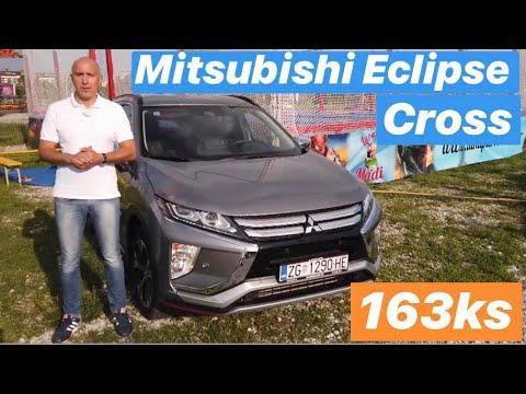 Nekad coupe danas SUV - Mitsubishi Eclipse Cross - testirao Mato Pavličević