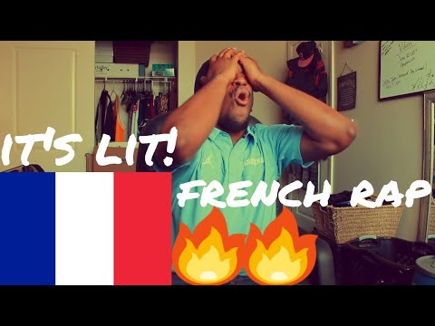 FIRST REACTION TO FRENCH RAP / HIP HOP PART 3