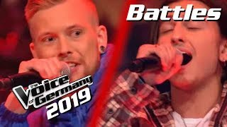 Sido feat Rio Reiser - Geboren um frei zu sein (Siar vs Phillip & Danny) | Voice of Germany | Battle