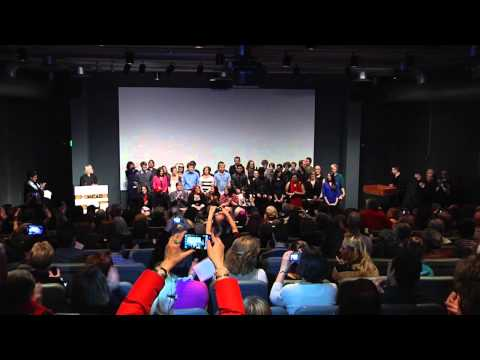 MCAD Winter 2013 Commencement Ceremony