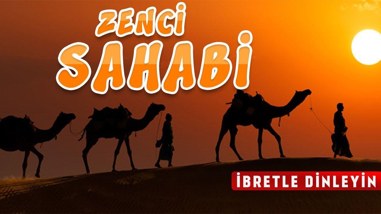 ZENCİ SAHABE | Duygusal Ağlatan ibretlik hikayeler Kıssalar Sesli kitap dini video
