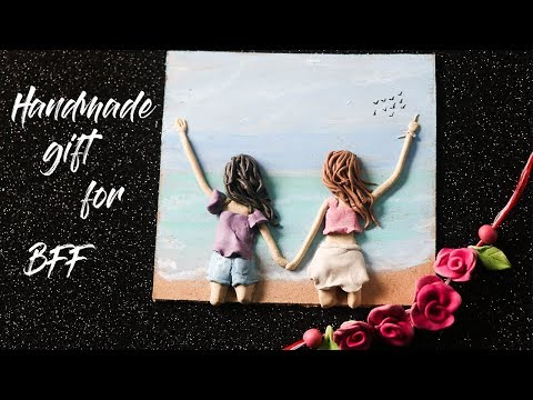 Handmade gift idea for bff | friendship day gifts |