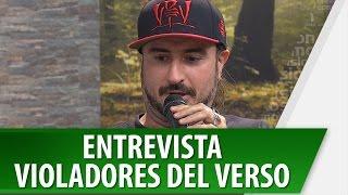 Violadores del Verso / Entrevista en Colombia / Cosmovision