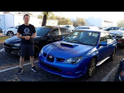 Is the 2007 Subaru WRX STi the LAST of the GREAT ones?