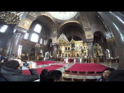 Scandinavia Trip ภายใน มหาวิหารอุสเปนสกี้ (Uspenski Church)