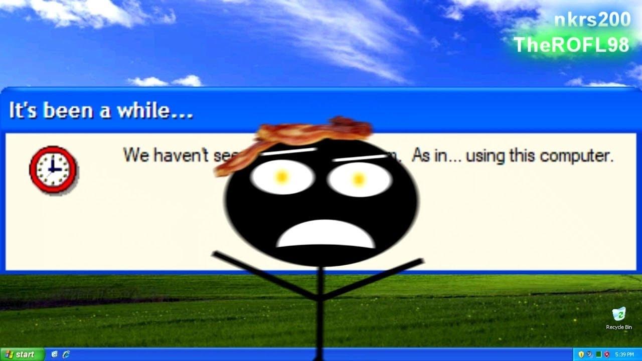 Microsoft Sam reads Funny Windows Errors Season 11 PREMIERE