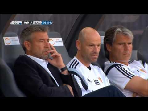 Relive: Grasshopper-Club Zürich vs. FC Basel (2:3) - 25.07.2015