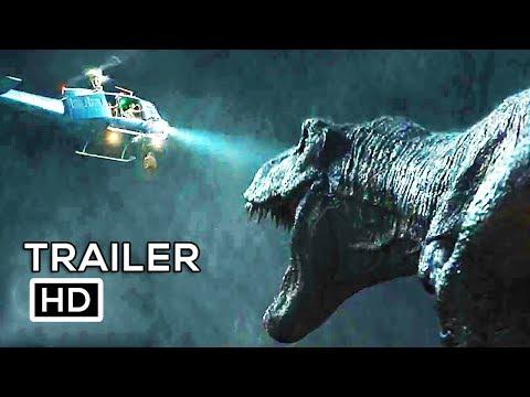 Download Youtube: JURASSIC WORLD 2 Official Trailer #2 (2018) Chris Pratt Fallen Kingdom Movie HD