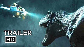 JURASSIC WORLD 2 Official Trailer #2 (2018) Chris Pratt Fallen Kingdom Movie HD