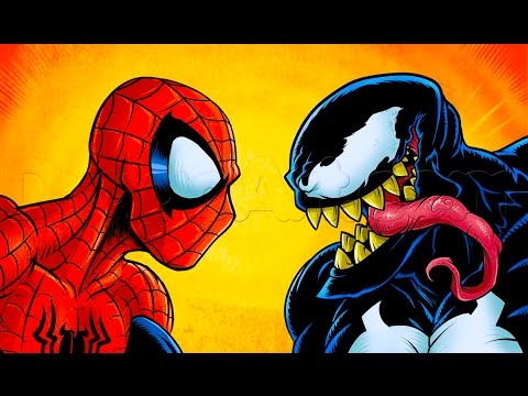 Spiderman Vs Venom - Mortal Kombat 9 Fatalities